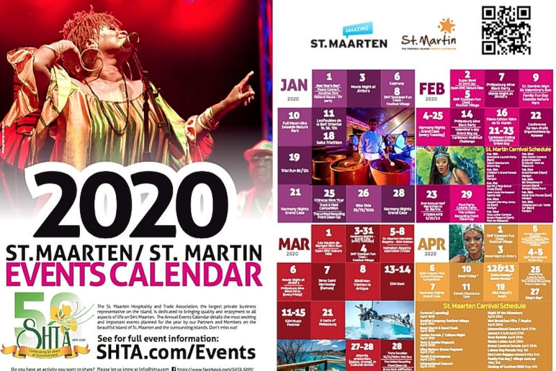 SHTA, Carib Beer launch  their 2020 Event Calendar