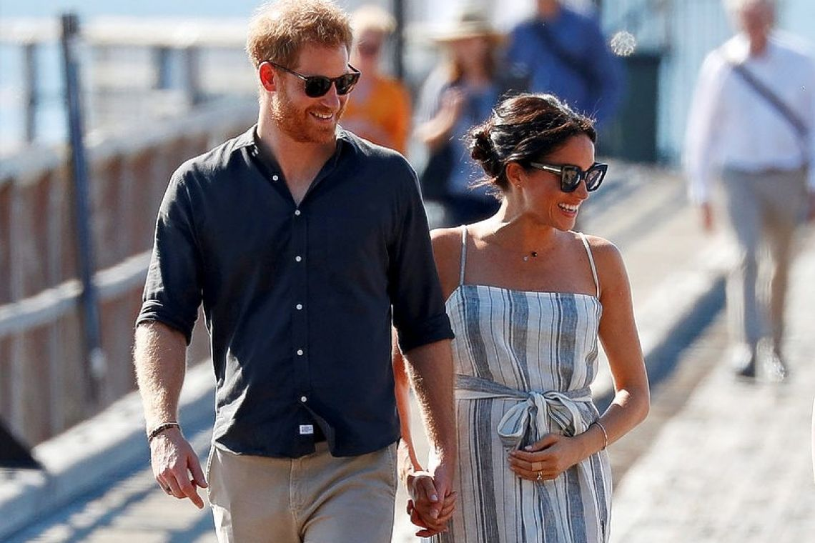 Hurt UK royals try to find exit route for Harry and Meghan