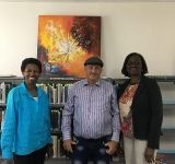 Jubilee Library dedicates diaspora  collection to Alice, Lionel Romney