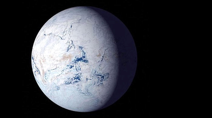 Did asteroid that hit Australia help to thaw ancient 'snowball Earth'?