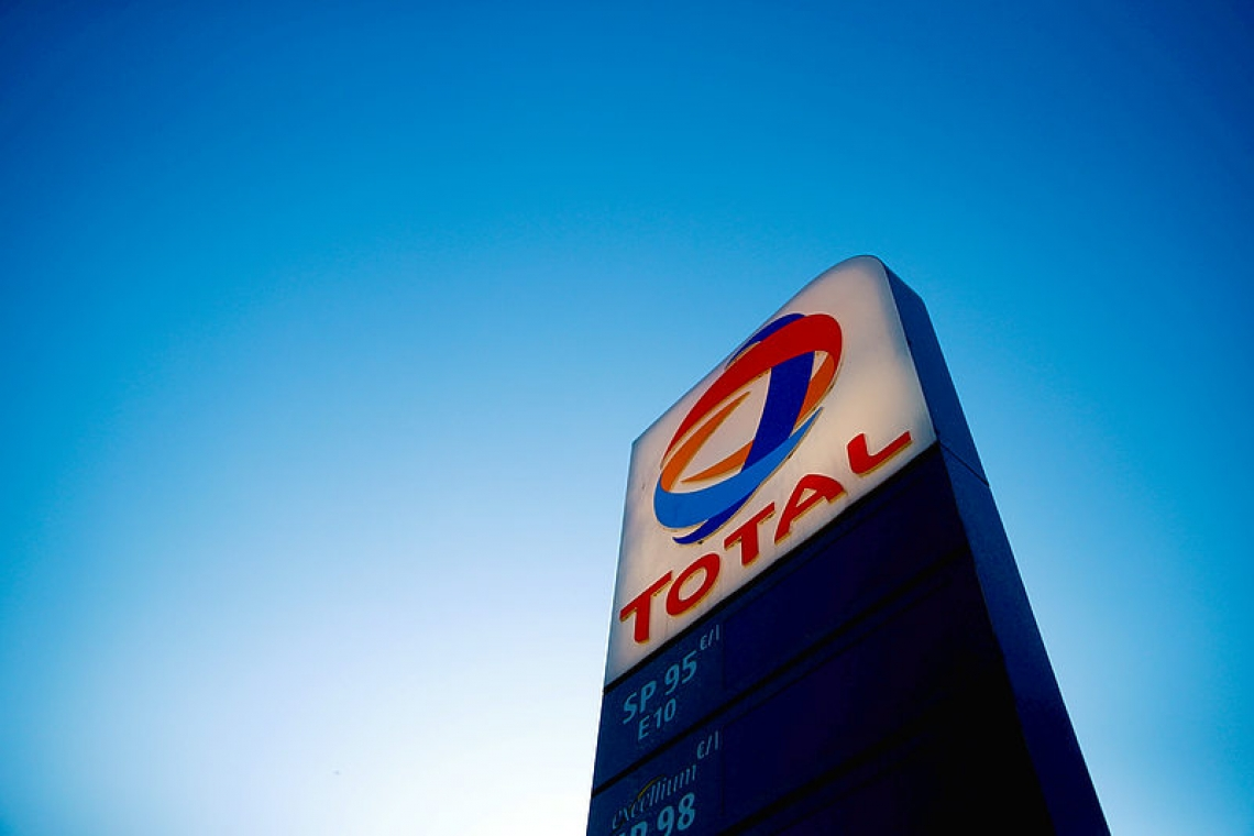 Total CEO says governments not oil firms must drive carbon curbs