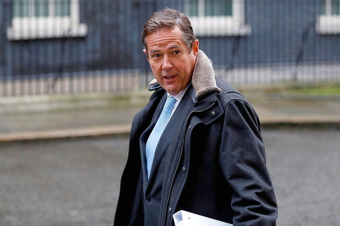 Barclays chief Jes Staley probed over Epstein ties