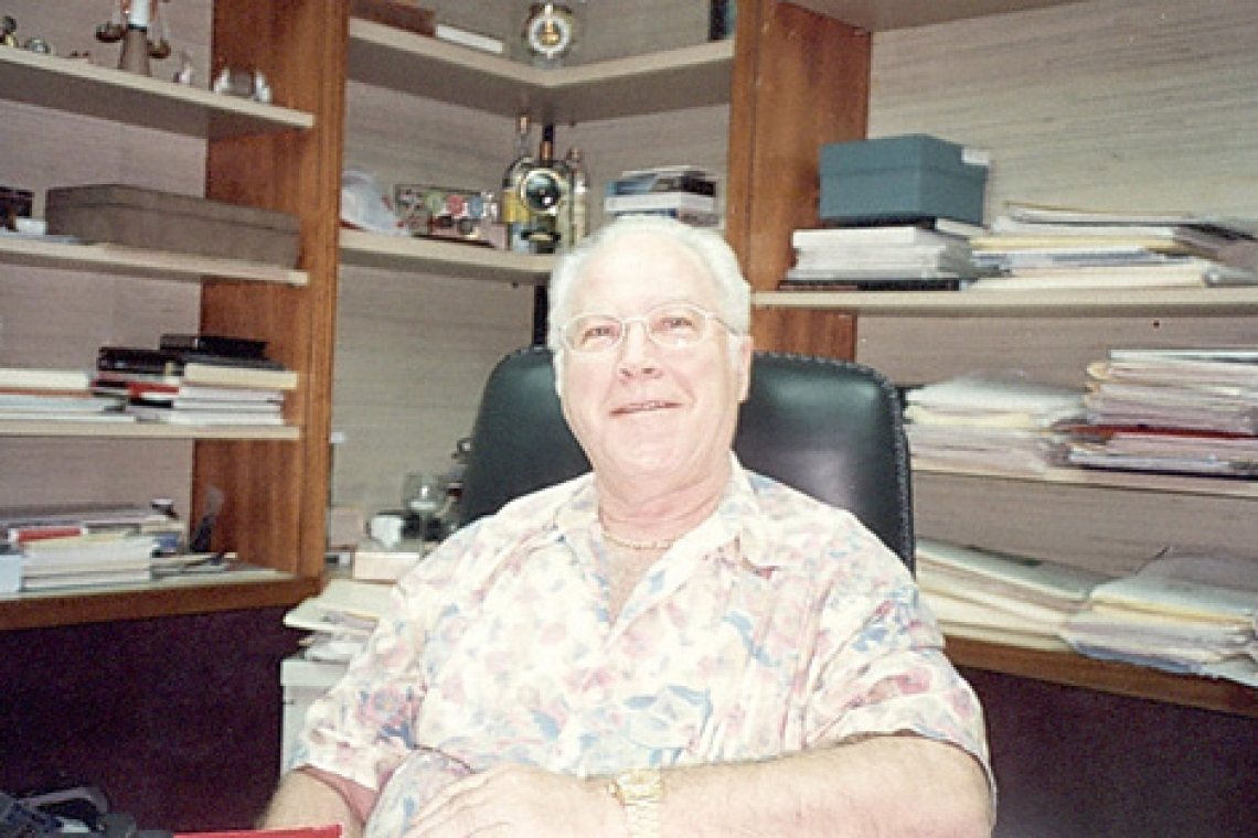 SHTA mourns passing of 'pioneer' Martin Vlietman