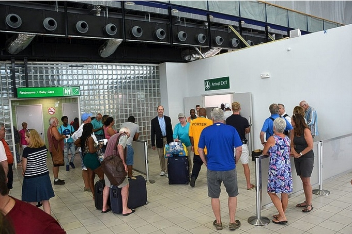 Travel restrictions to St. Maarten  stepped-up from 14 to 21 days