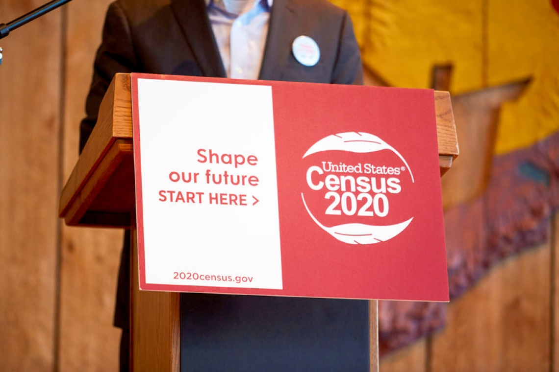 First online US census kicks off