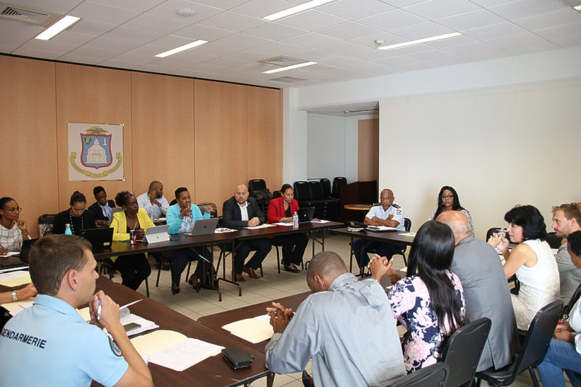 Jacobs confirms St. Maarten's first COVID-19 case