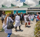 St. Lucia welcomes  Cuban Medical Team