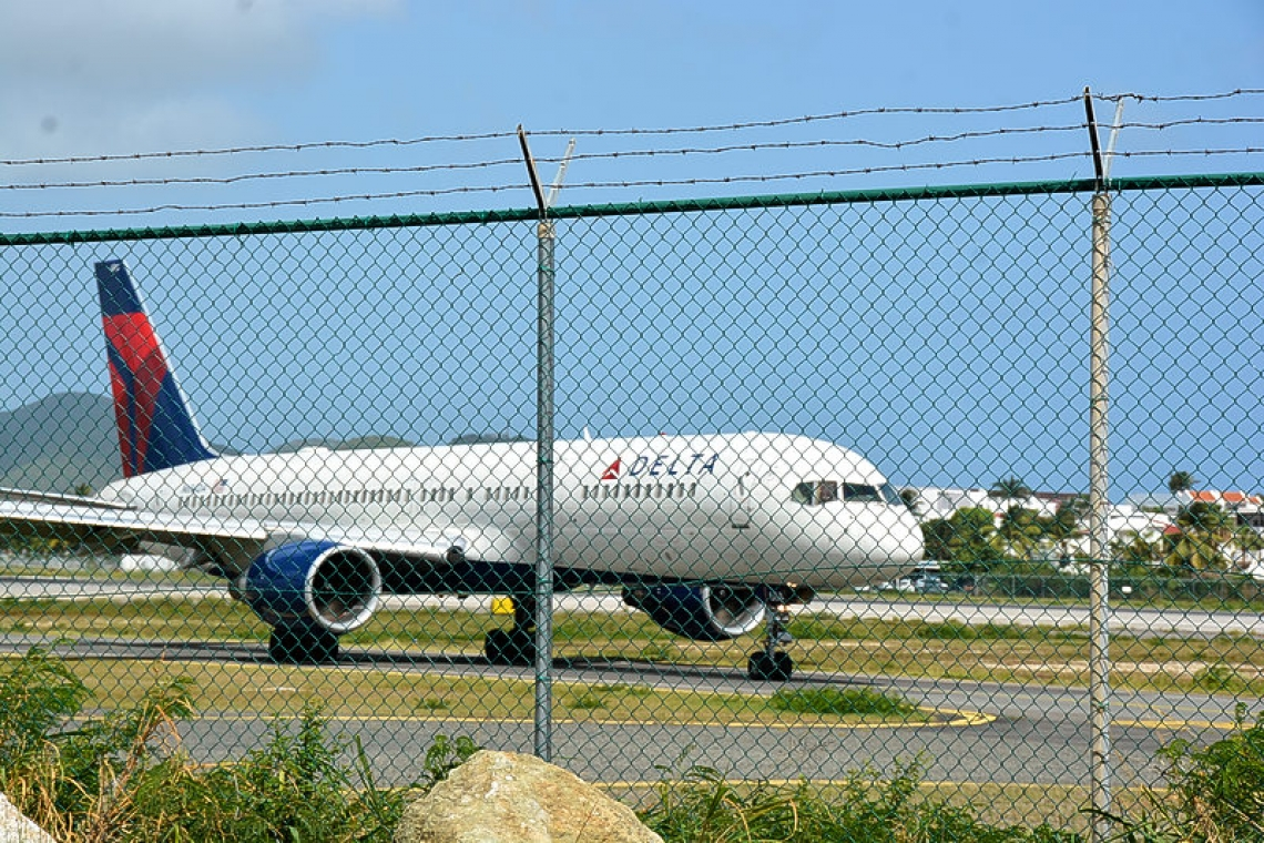 Delta to resume flying to St. Maarten,  several other major routes in June