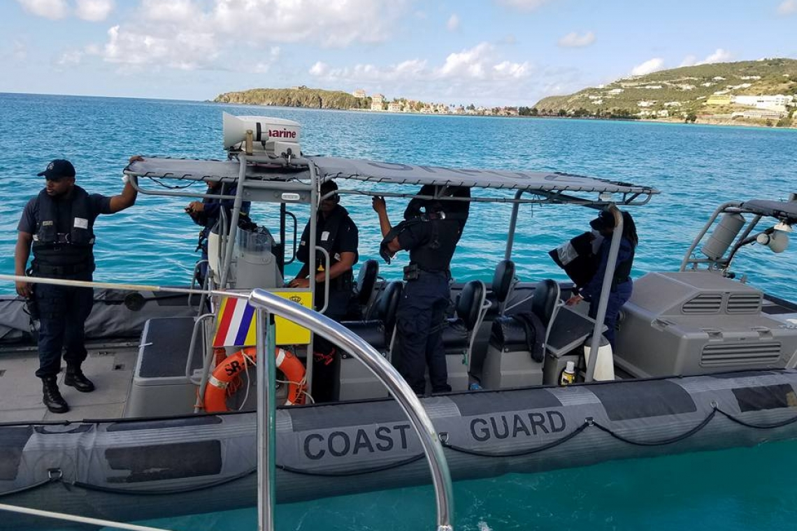 Coast Guard seized record  quantity of drugs in 2019