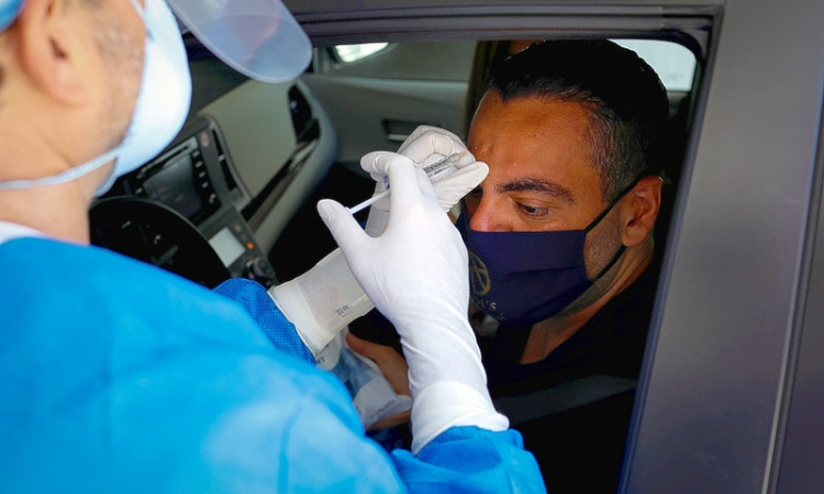 Florida offers drive-through Botox to quarantined residents