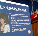 Epstein friend Ghislaine Maxwell arrested on sex abuse charges