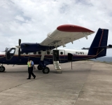 Saba will not open its borders to St. Maarten