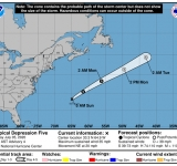 Tropical Depression Five Advisory Number   4
