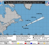 Tropical Storm Edouard Advisory Number   8