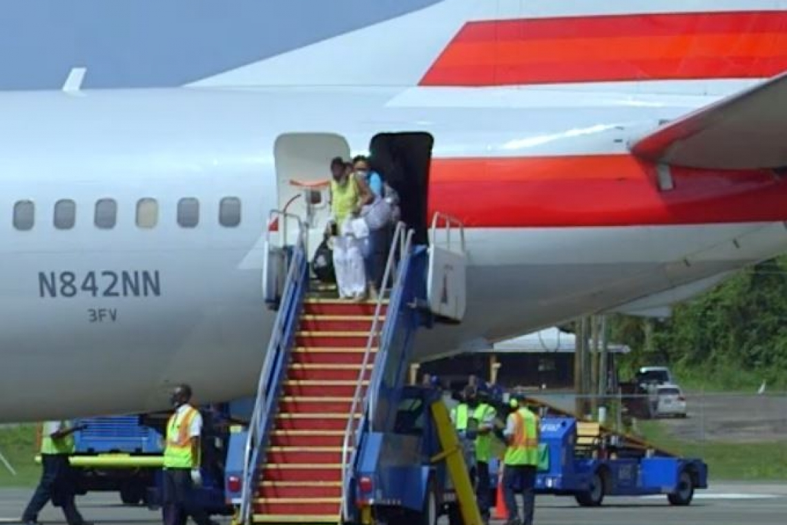 PM says commercial flight  resumption no 'easy decision'