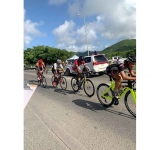In form Masters A rider Cotton shines in SXM Move bike race