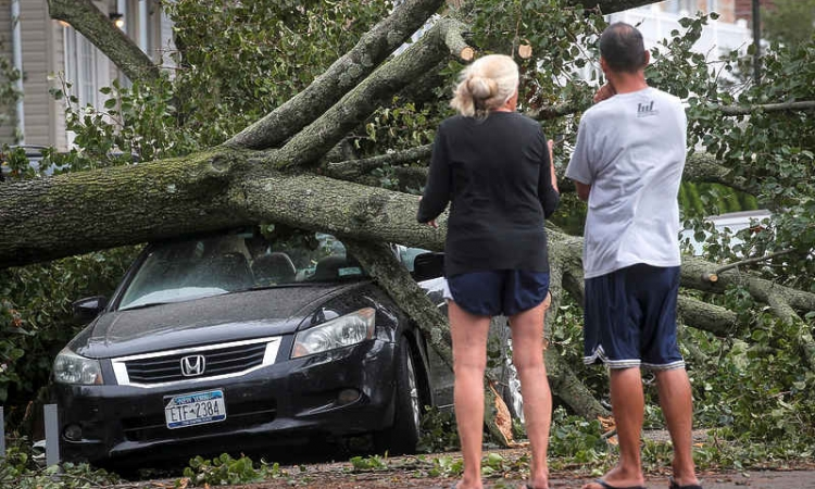 Four killed as Tropical Storm Isaias pounds US Northeast