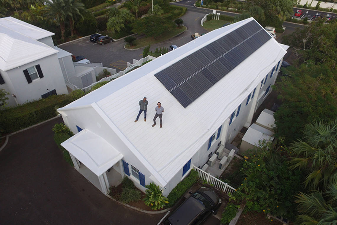 BE Solar installs solar  energy system for PALS