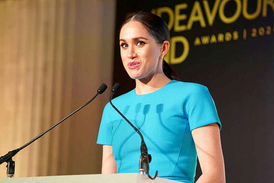 Duchess of Sussex wins privacy battle against 'dehumanizing' tabloid paper