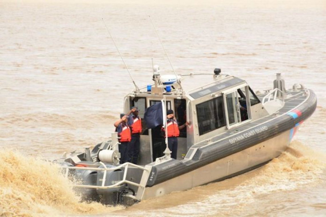 Search for boat with dead bodies  continues beyond Guyana's EEZ