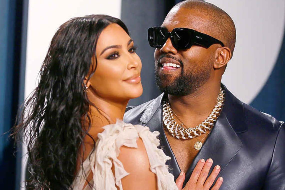 The Daily Herald - Goodbye Kimye: Kim Kardashian files to divorce ...