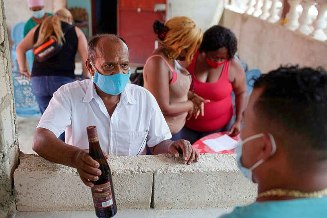 Cubans turn to herbal remedies,  barter amid medicine scarcity