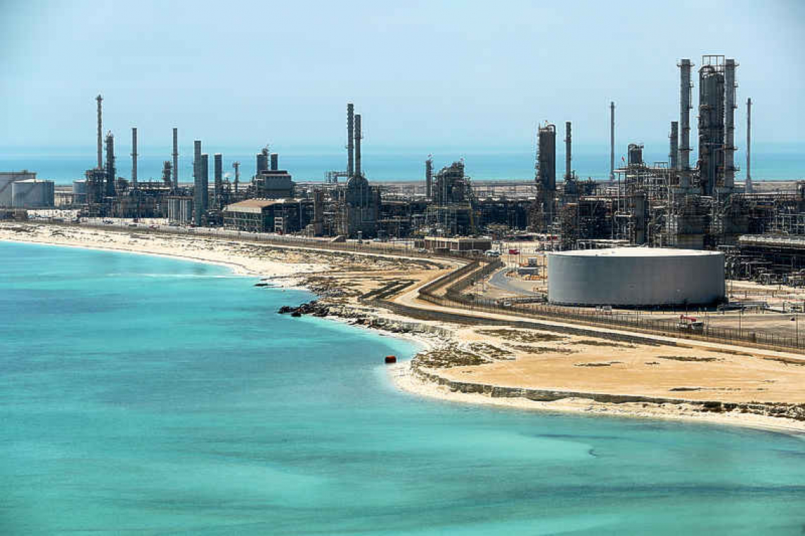 Major Chinese investors in talks to take Aramco stake